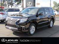 The GX 460 is pure performance engineering and