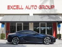 Introducing the brand new 2018 Lexus LC 500.