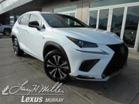 Boasts 27 Highway MPG and 22 City MPG! This Lexus NX