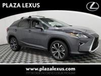 Gray Pearl 2018 Lexus RX 350 AWD 8-Speed Automatic 3.5L