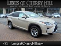 CARFAX One-Owner. Clean CARFAX. Satin 2018 Lexus RX