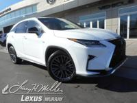 *This Lexus RX 450h AWD F Sport w/ Navigation Has