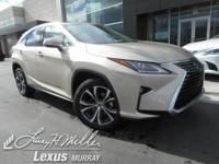 *These Packages Will Make Your Lexus RX 450h AWD
