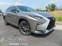 *Experience a Fully-Loaded Lexus RX 450h AWD F Sport w/