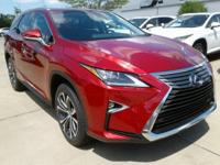 This Lexus RX delivers a Gas/Electric V-6 3.5 L/211