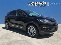 Velvet 2018 Lincoln MKC Select FWD 6-Speed Automatic
