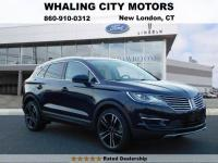 $6,050 off MSRP!2018 Lincoln MKC ReserveAt Whaling City