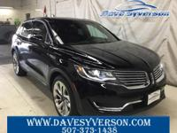 Velvet 2018 Lincoln MKX Reserve AWD 6-Speed Automatic