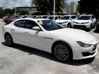 Maserati used car buyers in Miami looking for Ghibli