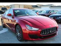 This 2018 Maserati Ghibli S Q4 is offered to you for