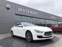 Officine Maserati Certified Pre-Owned Details: * 120