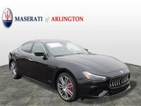 aserati of Arlington is excited to offer this 2018