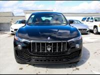 This outstanding example of a 2018 Maserati Levante is