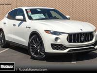 Options:  2 Lcd Monitors In The Front|Radio: Maserati