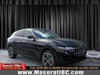 Bergen County's only Factory Authorized Maserati