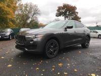 Gray 2018 Maserati Levante AWD ZF 8-Speed Automatic