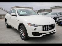 This 2018 Maserati Levante S is proudly offered by