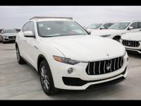 This outstanding example of a 2018 Maserati Levante S