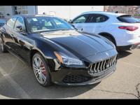 This outstanding example of a 2018 Maserati