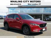New Price! $1,590 off MSRP!2018 Mazda CX-5 Grand