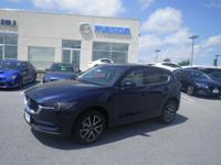 Drive this extensive CX-5 home today... Gas miser!!! 30