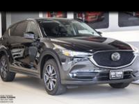 2018 Mazda CX-5 Grand Touring With: Navigation System,