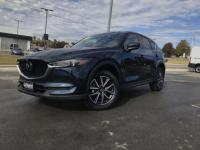CX-5 4D SUV AWD Grand Touring  Options:  Deep Crystal
