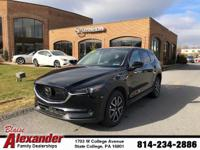 Recent Arrival!  **MAZDA CERTIFIED**, **CLEAN VEHICLE