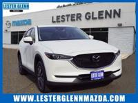 This new Mazda vehicle is located at Lester Glenn Mazda