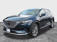 Certified. 2018 Mazda CX-9 Deep Crystal Blue Mica Grand