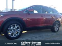 Looking for a clean, well-cared for 2018 Mazda CX-9?