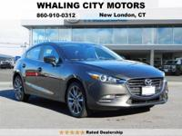 2018 Mazda Mazda3 TouringWe are having our 60th