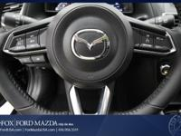 Mazda Certified! FWD, Leatherette Interior, Remote