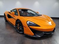 This 2018 McLaren 570S Coupe is featured in McLaren