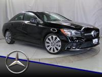 Recent Arrival! Panoramic sunroof! 2018 Mercedes-Benz