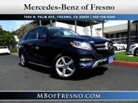 New Price! 4MATIC Lunar Blue Metallic CARFAX One-Owner.