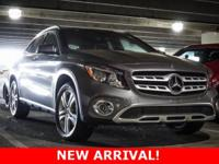 Recent Arrival! 2018 Mercedes-Benz GLA. This particular