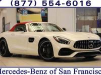 Diamond White 2018 Mercedes-Benz AMG® GT RWD