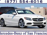 Diamond White 2018 Mercedes-Benz C-Class C 300 RWD