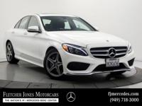 Lease specials available on this C 300!  Fletcher Jones