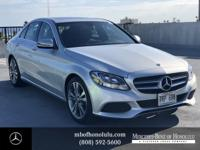 This 2018 Mercedes-Benz C-Class C 300 is offered to you