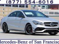 2018 Mercedes-Benz CLA CLA45 AMG®