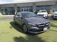 This 2018 Mercedes-Benz CLA CLA 250 is offered to you