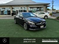 Mercedes-Benz Of Maui is excited to offer this 2018