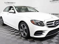 MB CERTIFIED WITH LOW MILES. 2018 E300 AWD. LEASE OR