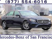 Lunar 2018 Mercedes-Benz E-Class E 300 RWD 9-Speed