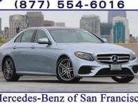 Diamond Silver 2018 Mercedes-Benz E-Class E 300 RWD