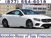 White 2018 Mercedes-Benz E-Class E 400 Twin Turbo