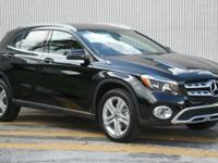 Carfax Certified, 2018 Mercedes-Benz GLA, All books &