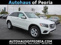 New Price! 2018 Mercedes-Benz GLC 300 4MATIC Polar